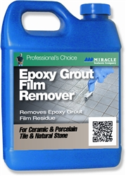 Miracle Sealants Epoxy Grout Film Remover, Quart