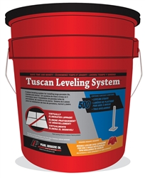 Tuscan Leveling System