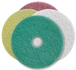 Twister Diamond Cleaning Pads, 17 in size