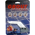 Grout Grabber Dustless Grout Removal System