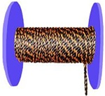 "1/2"" Truck Rope 600ft."