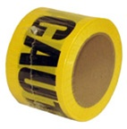 "Caution Tape 3"" X 300ft"