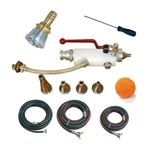 IMER Mighty Small 50 Stucco, Tuck Point, and Fine Coatings Gun Kit