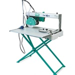 Imer Combi 200 VA Tile Saw w/ Stand & Blade