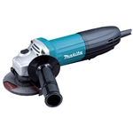 "Makita GA4534 4-1/2"" Paddle Switch Angle Grinder"