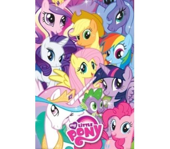 My Little Pony Poster Products For College Best Wall