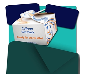 Dorm Sleep Dorm - College Gift Pack Twin XL Bedding Dorm Essentials