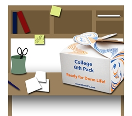The Dean's List (Study Necessities) - College Gift Pack