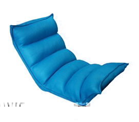 Dorm Furniture Rocker Seat - (Adjusts to 15+ Positions)