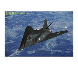 Cutting Edge F-117 Nighthawk Poster