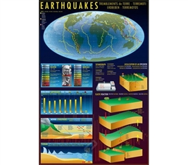 Informative and Useful - Earthquakes 2 Poster for College