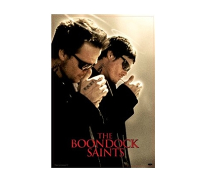 Cool College Decor - The Boondock Saints Guys Poster