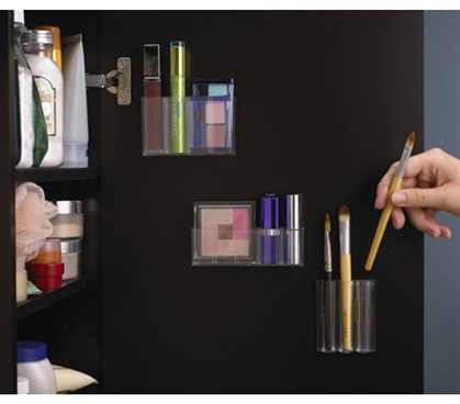 StickOnPods - Cosmetics Storage Holder Dorm Organizer