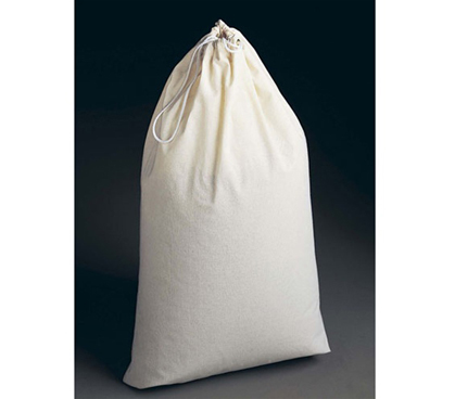 Natural Cotton laundry Bag Living in a dorm room