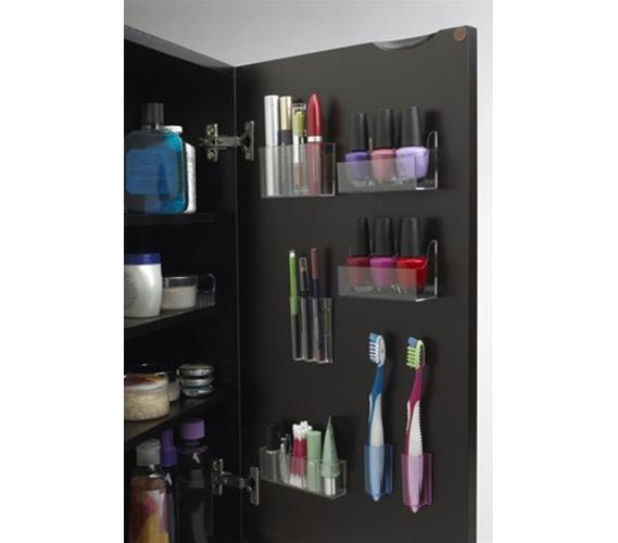 stickonpods nail polish storage holder for dorms dorm. Black Bedroom Furniture Sets. Home Design Ideas