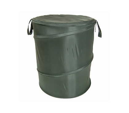 Black Bongo - Durable Dorm Laundry Hamper - A Useful Dorm Essential