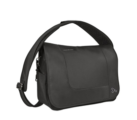 Slash-Proof Laptop Messenger Bag