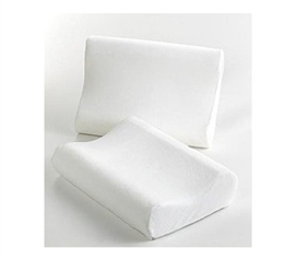 High Quality Visco Contour Memory Foam Pillow - With Cover