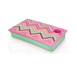 Cheap Essentials For College - Chevron Stripe Lapdesk