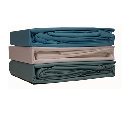 Sleep Even Better In College - 100% Cotton Sateen College Sheets - 400 TC - Super Soft And Comfy