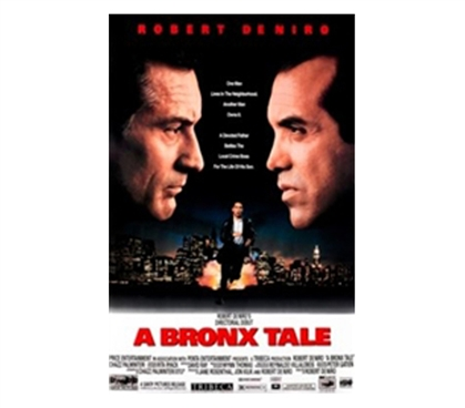 A Bronx Tale Movie Poster College Wall Decor Dorm Essentials