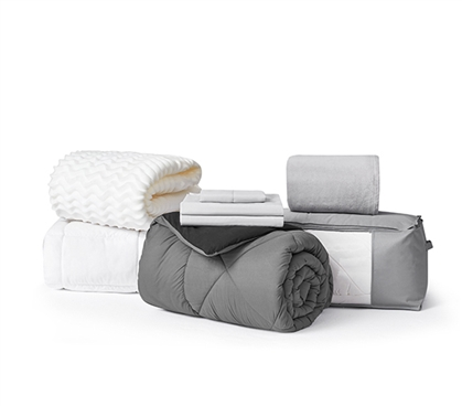 Basic Necessities College Bedding Package
