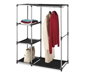 Dorm Room Garment Rack