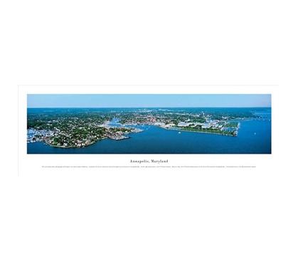 Annapolis, Maryland - Panorama Dorm Room Decor Dorm Room Decorations