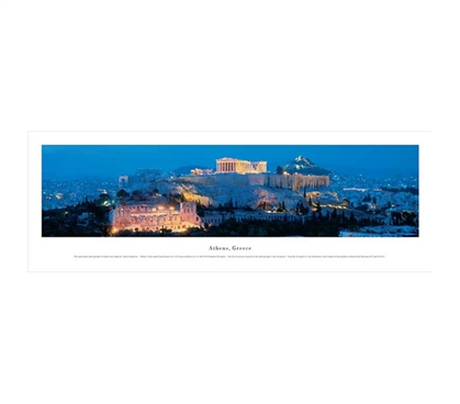 Athens, Greece - Panorama