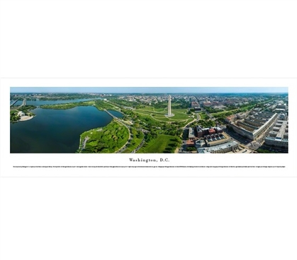 Washington - DC - Panoramic Skyline
