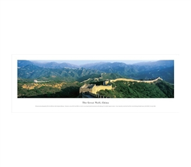 Great Wall Of China - Panorama