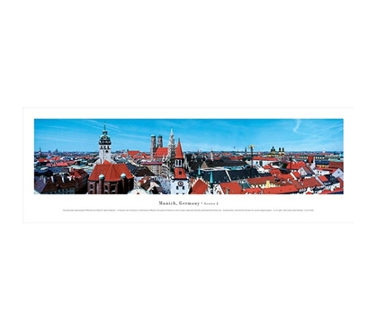 Munich, Germany - Panorama