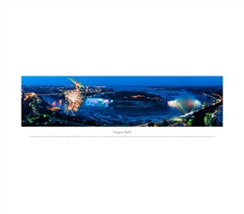 Niagara Falls - Night Panorama