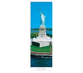 Statue Of Liberty - Panorama