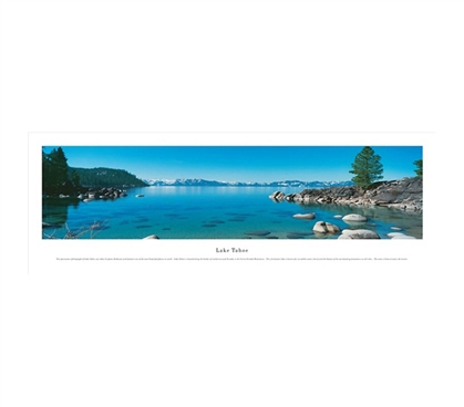 Lake Tahoe - Panorama