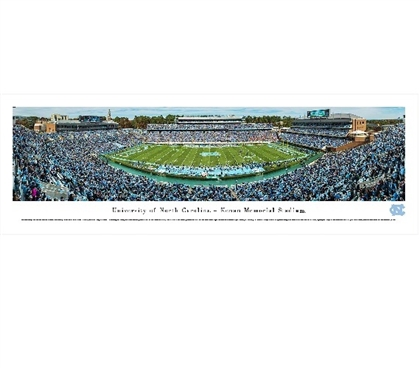 Dorm Essentials University of North Carolina - Kenan Memorial Stadium Panorama Must Have Dorm Items Dorm Necessities