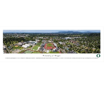 University of Oregon Panorama Dorm Essentials Dorm Room Decorations