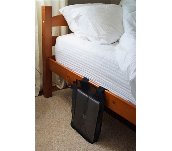 Bedside Laptop Caddy Dorm Room Storage And Organization