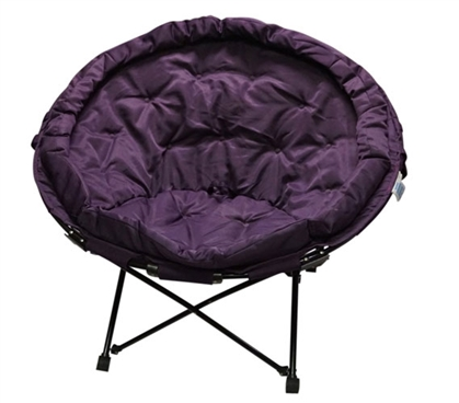 Mega Sized College Chair - Purple Dorm Furniture Dorm Room Decor