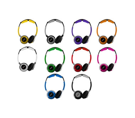 Extreme Folding Headphones Must Have Dorm Room Music