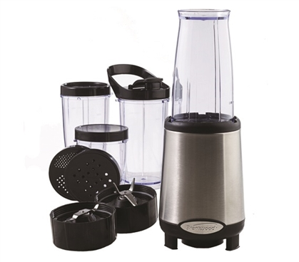 17 PCS Personal College Blender - Make Healthy Dorm Snacks