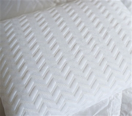 Serene Foam Traditional Bed Pillow