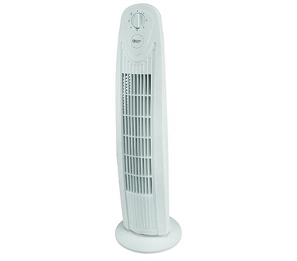 "Oscillating 29"" Tower Fan College Supplies Dorm Necessities"