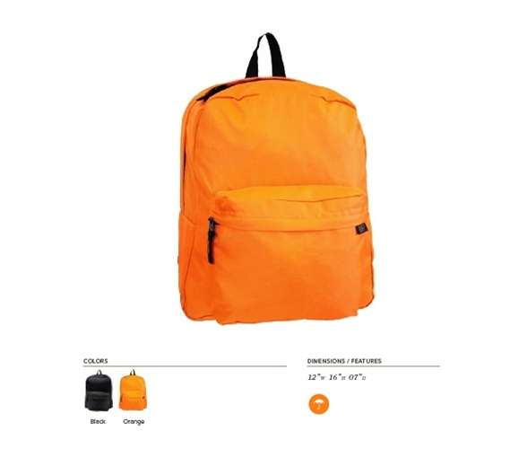 Basic College Backpack Dorm Room Items Essentials For