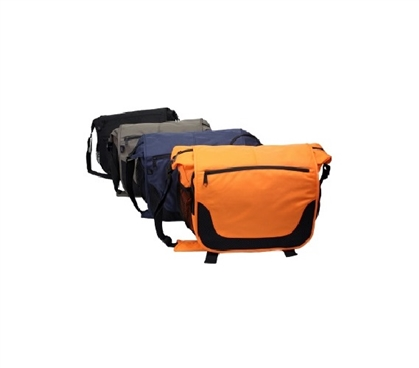 Makes College More Convenient - Campus Messenger Bag - Great For Carrying All Sorts Of College Supplies