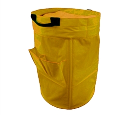 Holds A Lot - Oversized College Laundry Duffel Bag - Yellow - Essential For College