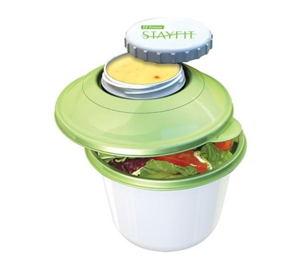 To Go - Single-Serve Salad Kit - College