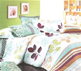 Charm Meadow Twin XL Comforter Set - College Ave Designer Series - College Shopping For Girls