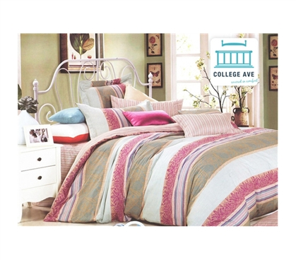 Roaring Twenties Twin XL Comforter Set - College Ave Designer Series Items For Dorms