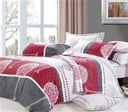 Splendor Twin XL Comforter Set - College Ave Designer Series Items For Dorms